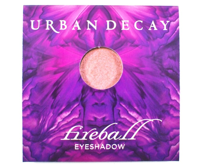 Urban Decay fireball
