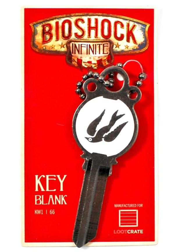 Bio Shock key