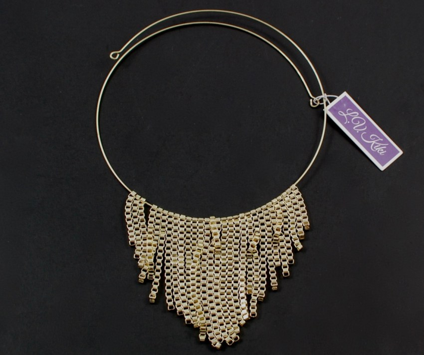 LVKiki necklace