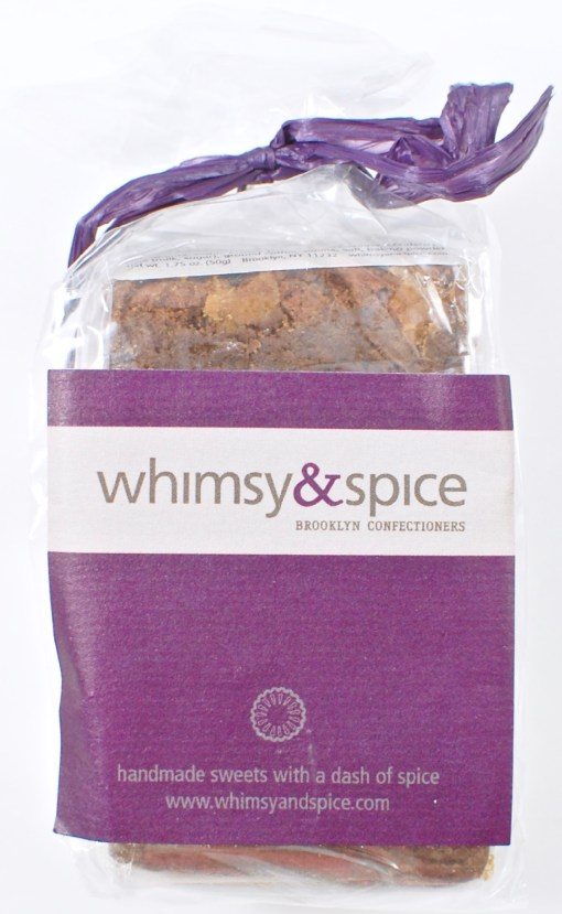 Whimsey & Spice brownies