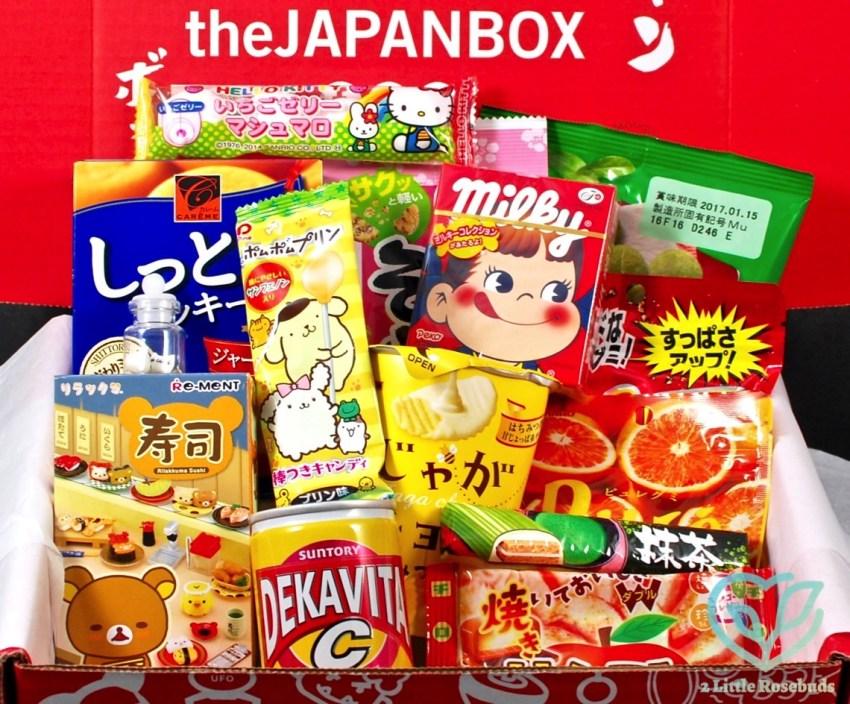 "Skoshbox July 2016 ""Japan Box"" Review & Coupon Code"