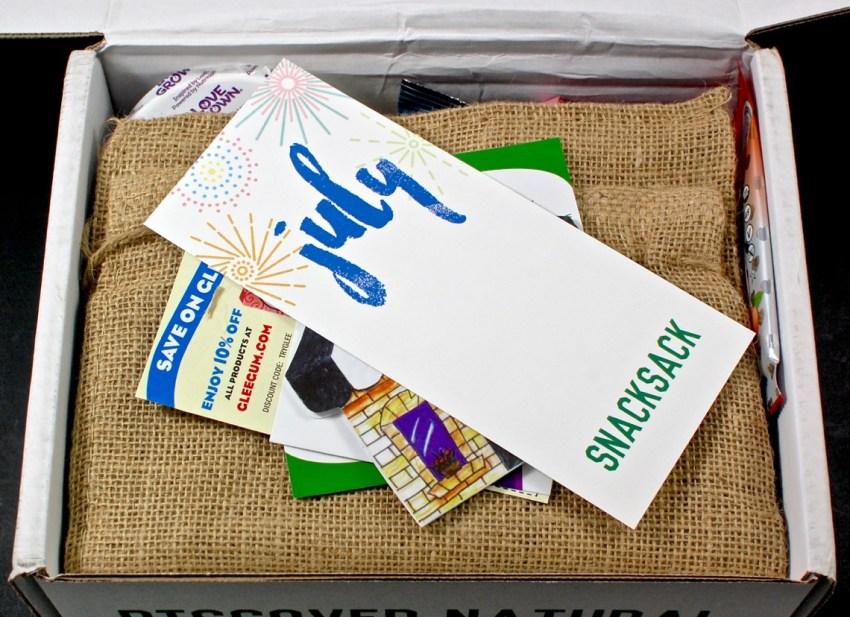 SnackSack review