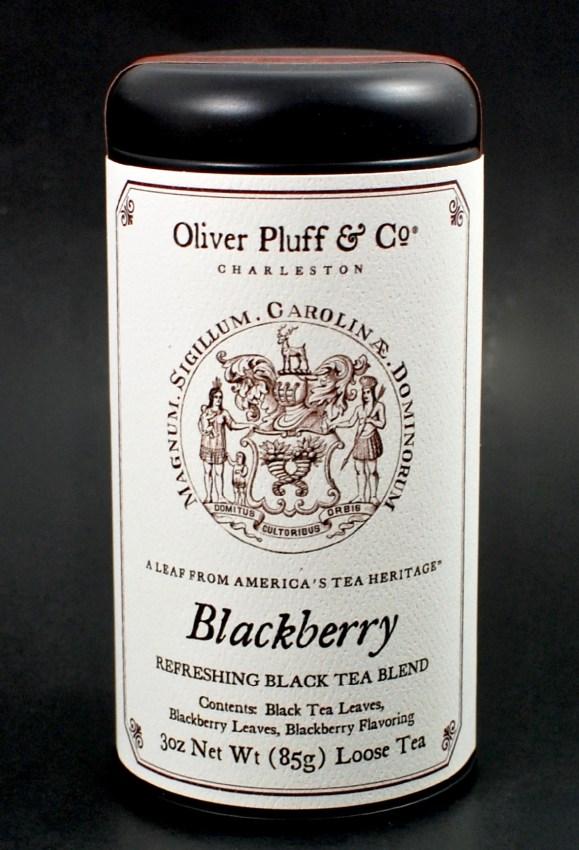 Oliver Pluff blackberry tea