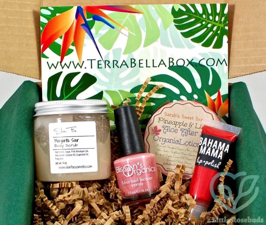 Terra Bella Box July 2016 Review & Coupon Code