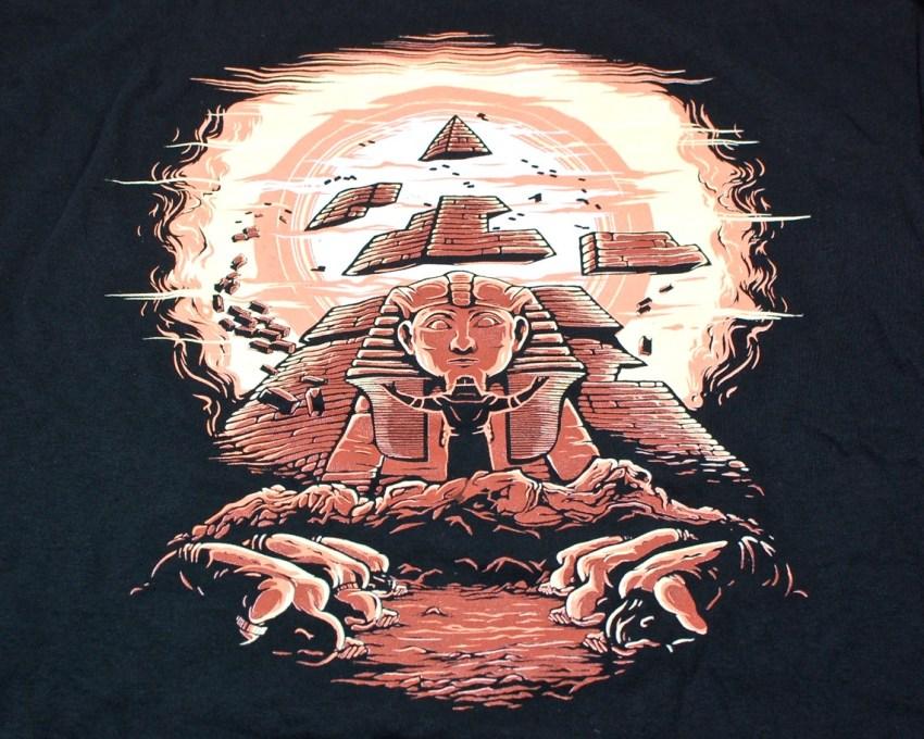 ZBox apocalypse t-shirt