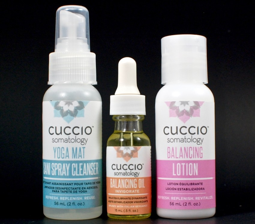 Cuccio Somatology Yoga Essentials Kit