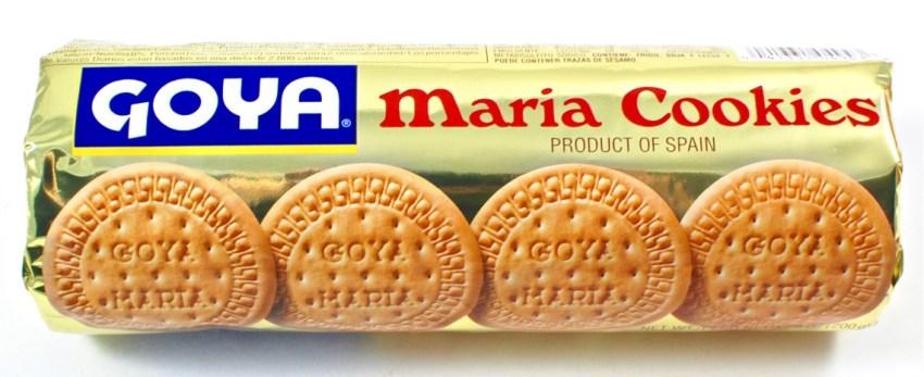 Goya Maria cookies