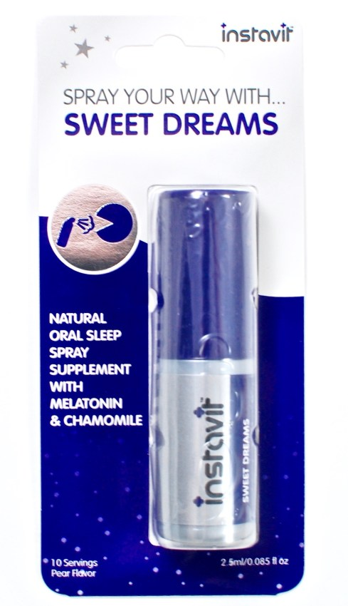 sleep aid spray