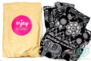 July 2016 Enjoy Leggings review