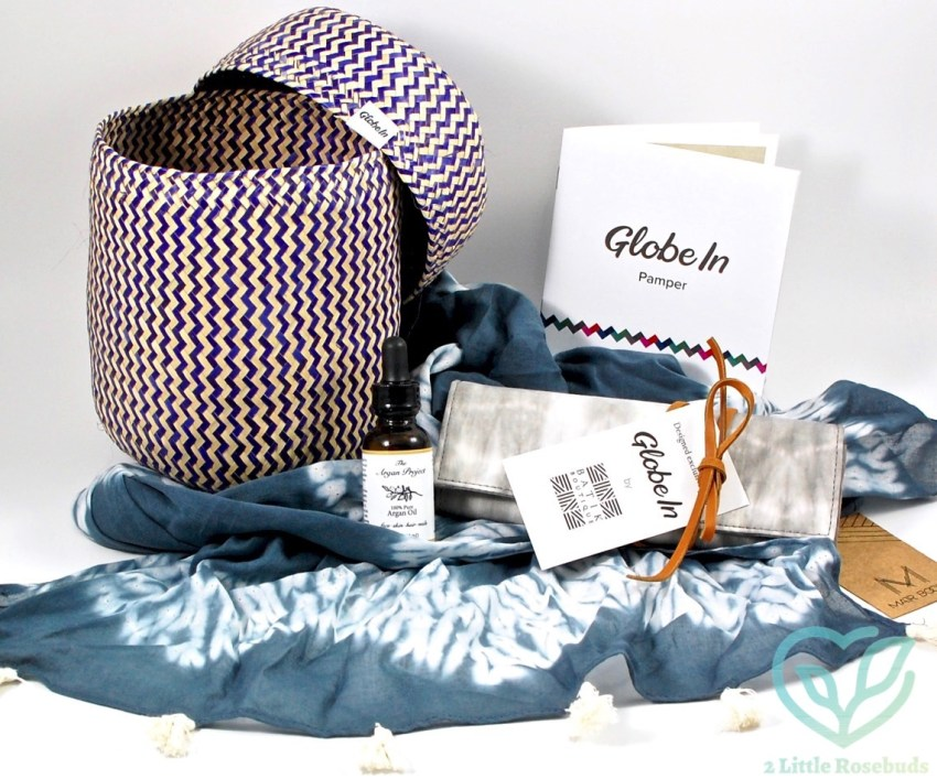 GlobeIn Artisan Box August 2016 Review & Coupon Code