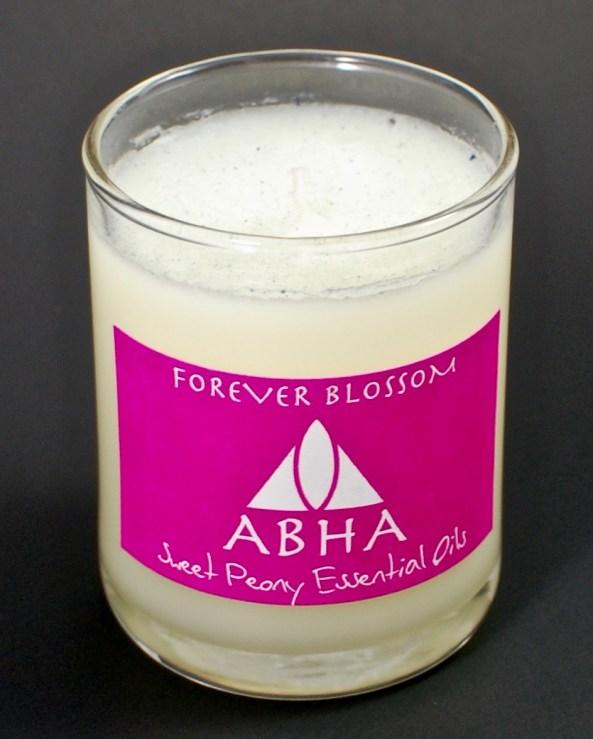 ABHA candle