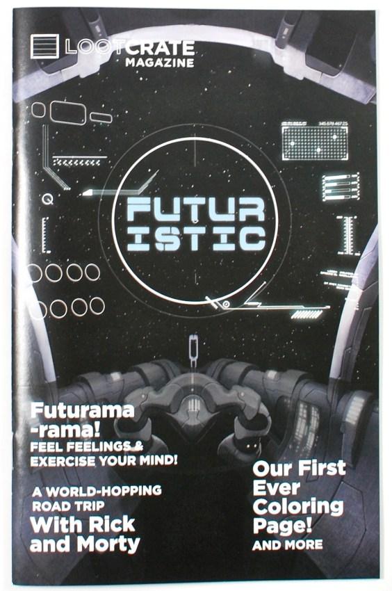 Loot Crate Futuristic review