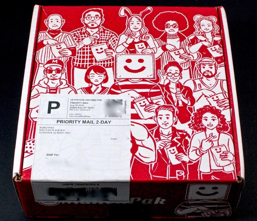 MunchPak box review