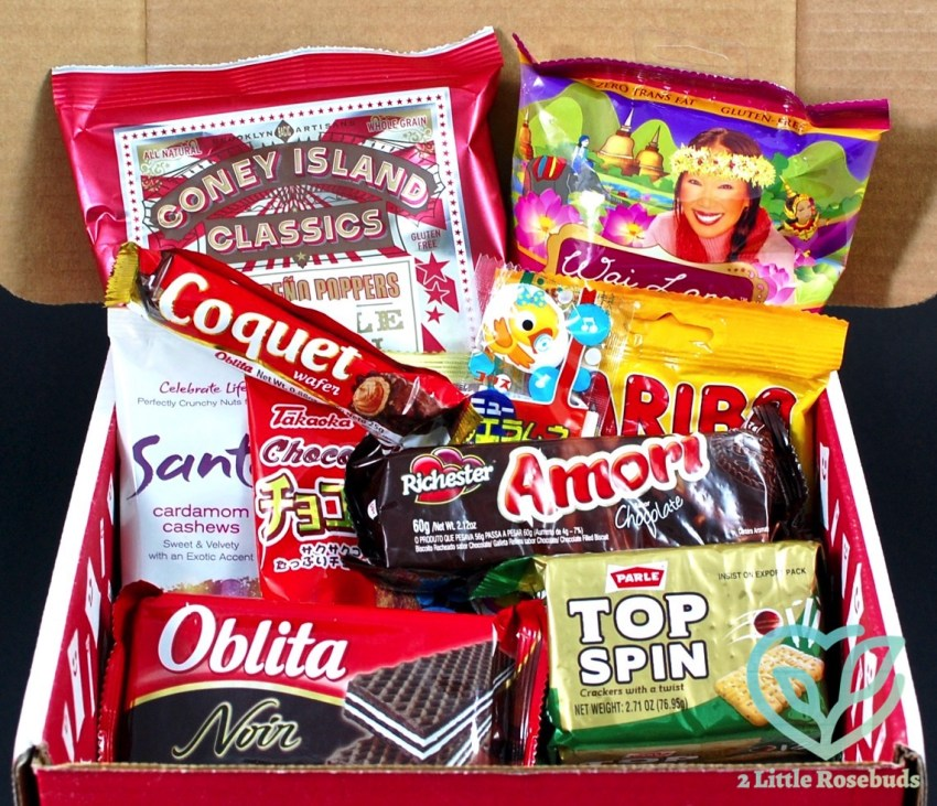 MunchPak August 2016 Review & Coupon Code