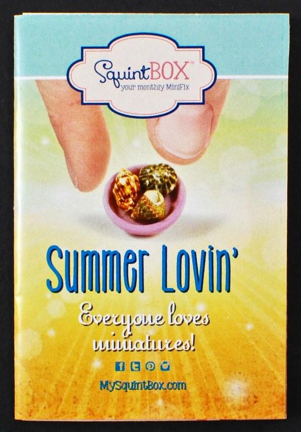 Summer Lovin' SquintBox