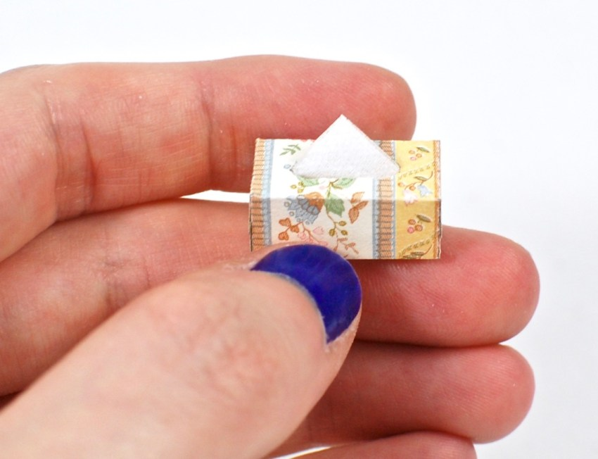 miniature tissues