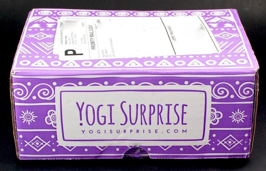 Yogi Surprise box