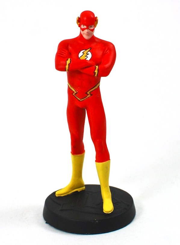 Flash figure eaglemoss