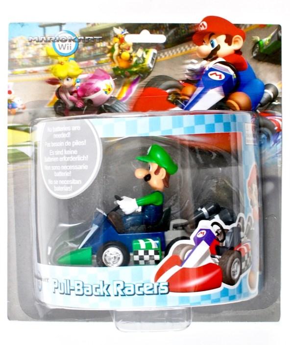 Mario Kart racer