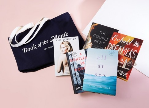 September 2016 Book of the Month