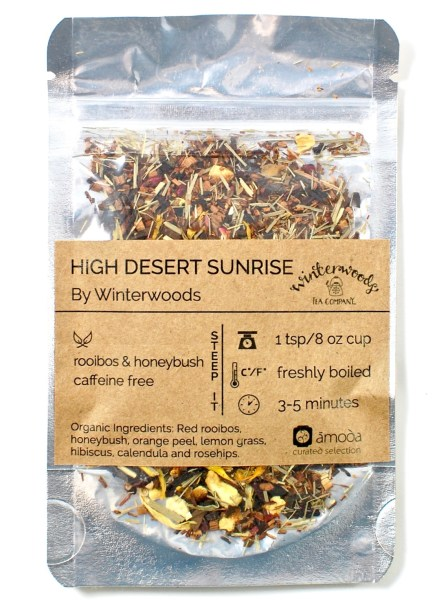 High Desert Sunrise tea