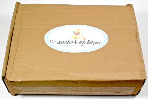 Anchor of Hope review