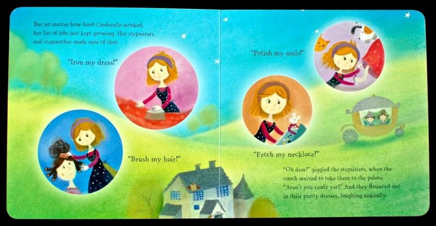 Cinderella book