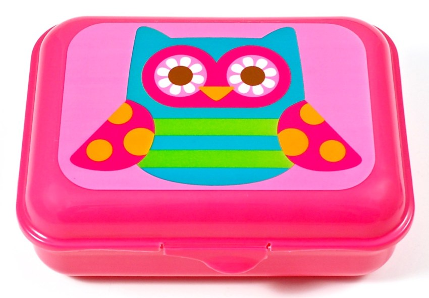 Stephen Joseph Owl Snack Box