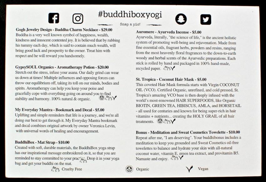 September 2016 Buddhibox review