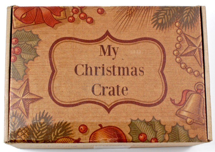 My Christmas Crate box