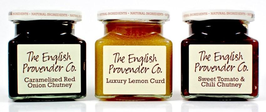 English Provender jars