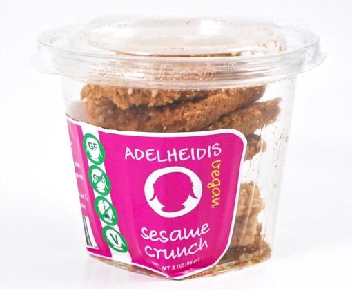 Adelheidis sesame crunch