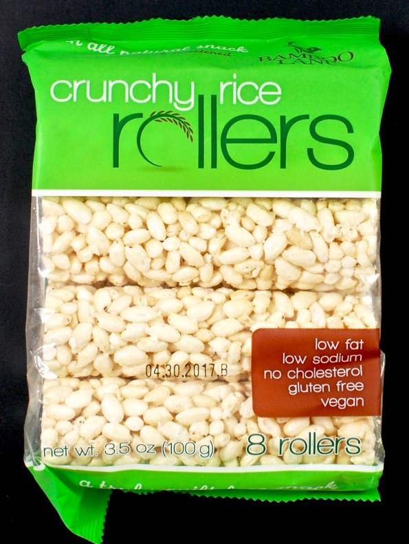 crunchy rice rollers