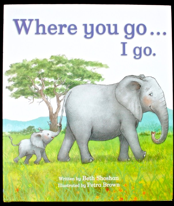 Where You Go, I Go book