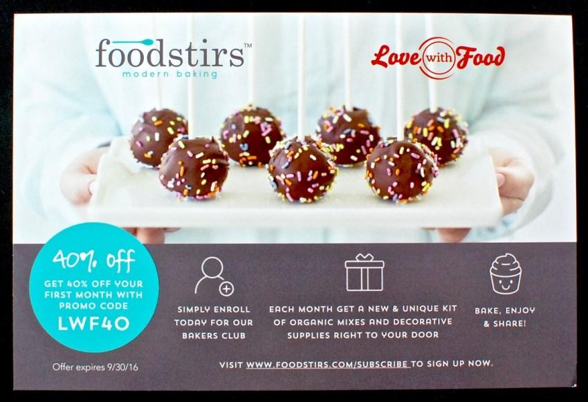 Foodstirs free trial