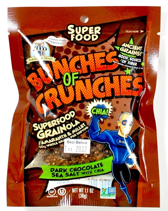 Bunches of Crunches