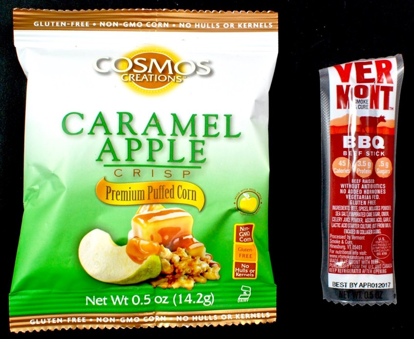 Cosmos caramel apple