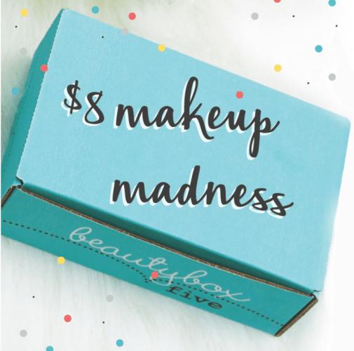 $8 makeup madness
