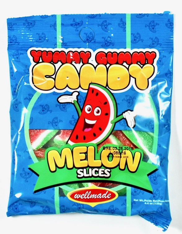 melon slices candy