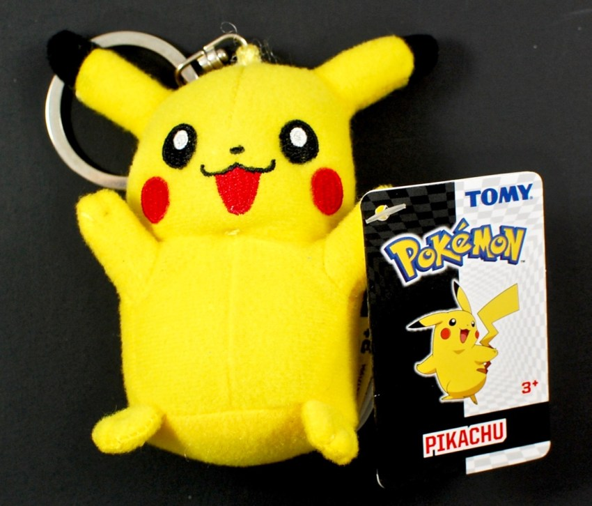Pokemon keychain Pikachu