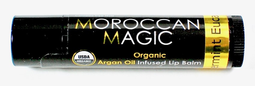 Moroccan Magic lip balm