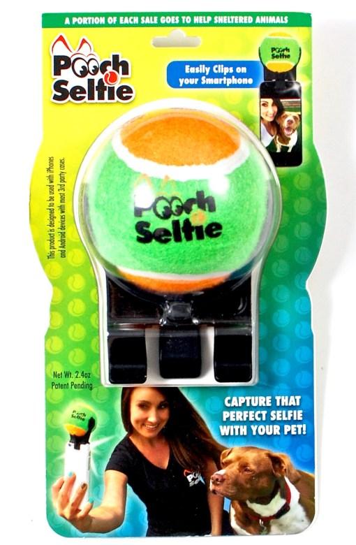 pooch selfie