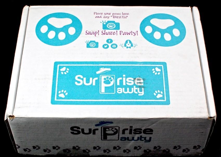 Surprise Pawty box