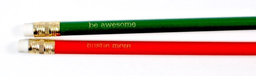 be awesome pencil