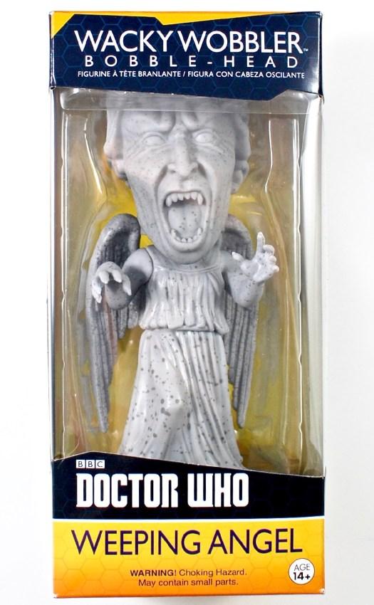 Doctor Who wacky wobbler