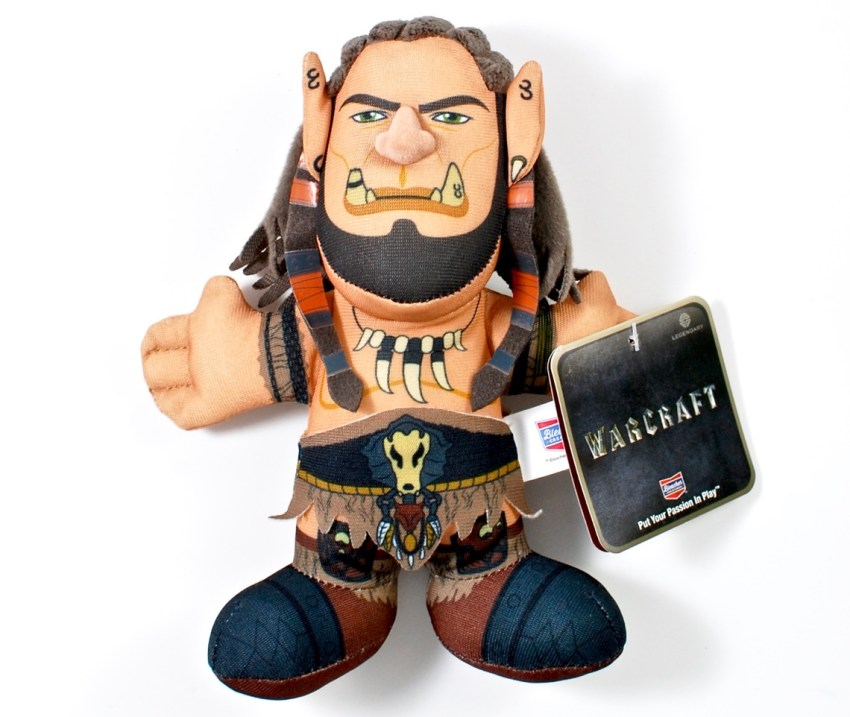 World of Warcraft plush