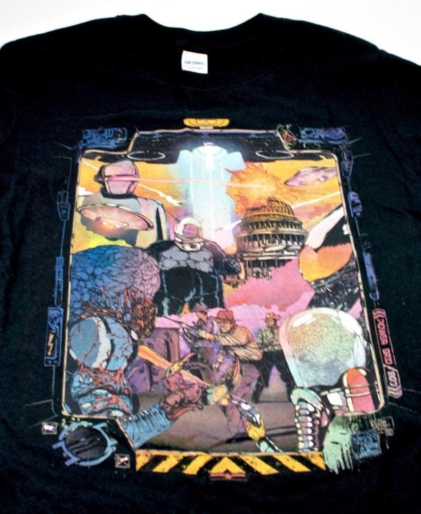 ZBOX t-shirt