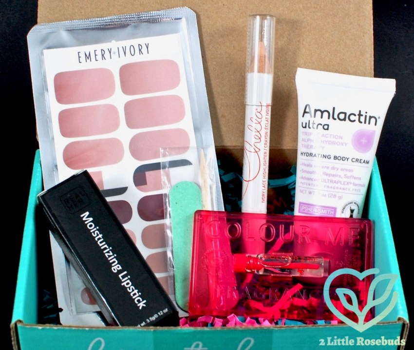 October 2016 Beauty Box 5 review