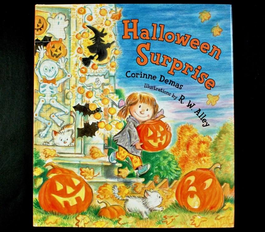 Halloween Surprise book