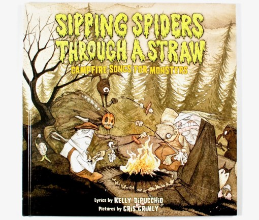 Sipping Spiders Through a Straw